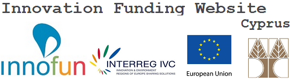Innovation Funding Website Logo